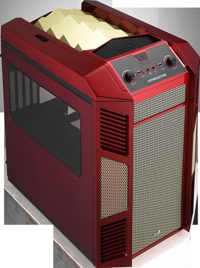 Aerocool-XPredator-Cube