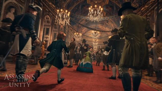 Assassin's Creed Unity ne sera pas verrouillé sur PC