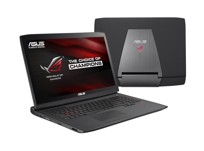 ASUS présente son nouveau portable gamer, le G751