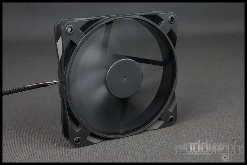 [TEST] Ventilateur DeepCool GF120