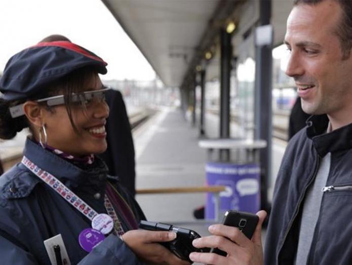 Des contrôleurs bioniques à la SNCF