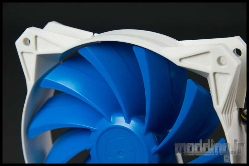 Silverstone Bleu 18