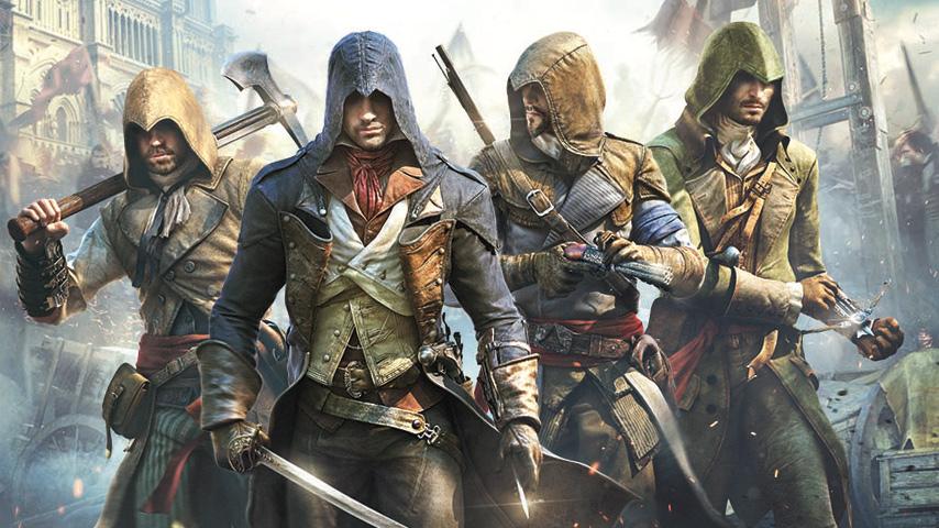 Assassin's Creed Unity : configuration minimum