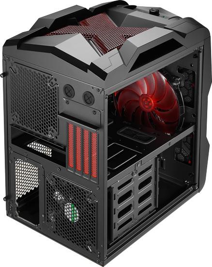 Aerocool vient d'officialiser son Strike-X Cube