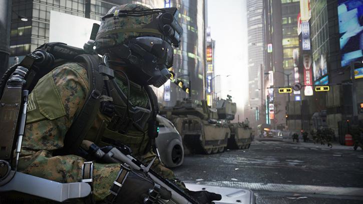 Call of Duty: Advanced Warfare Configuration Minimum et trailer