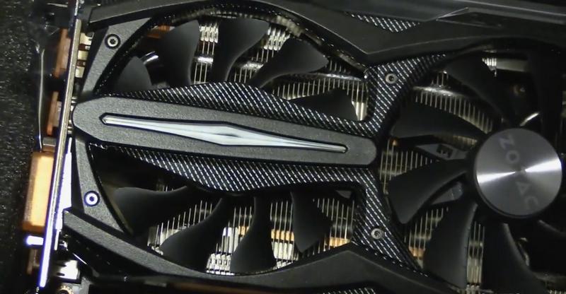 La grosse ZOTAC GTX 980 Extreme en images