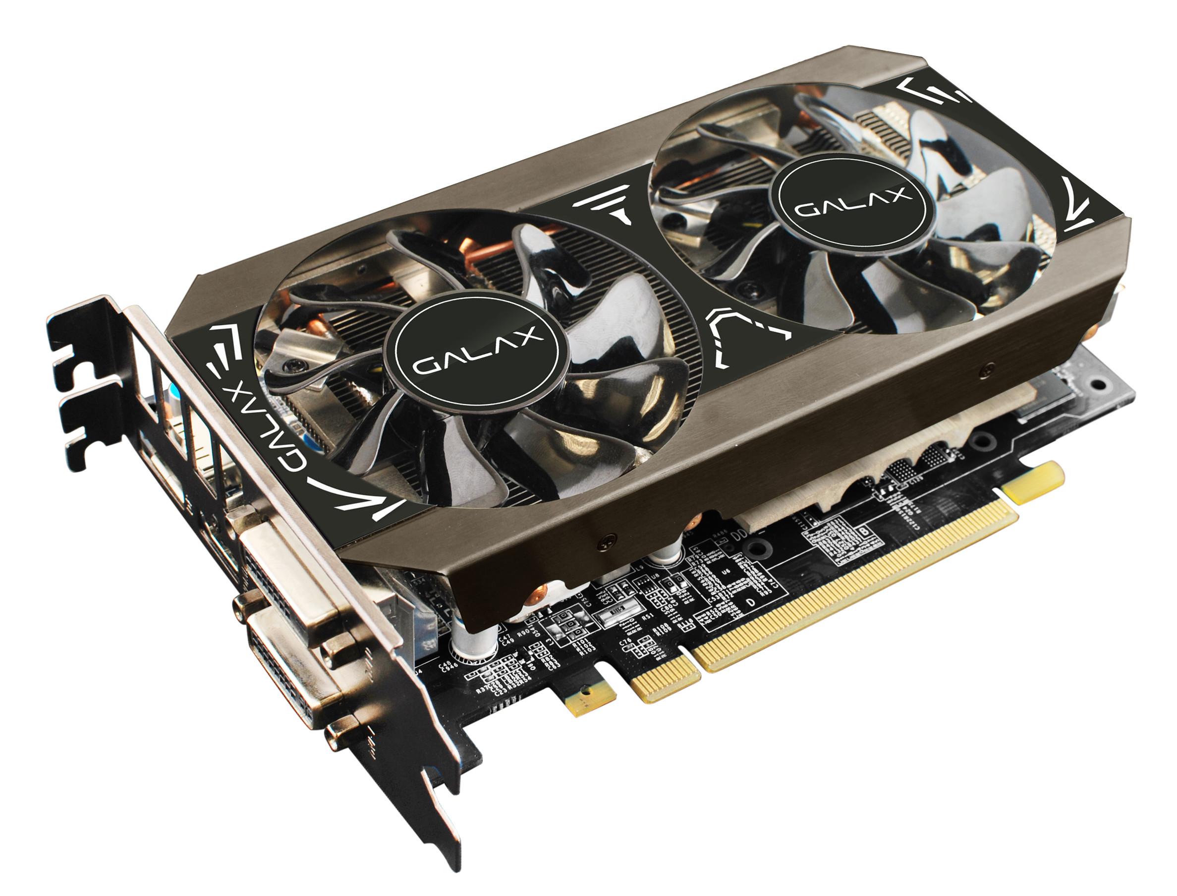 Galax annonce une GeForce GTX 970 Black Edition