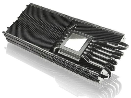 Un Ventirad GPU chez Raijintek