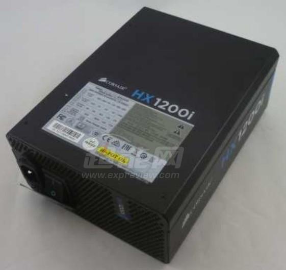 Première photo de la HX1200i