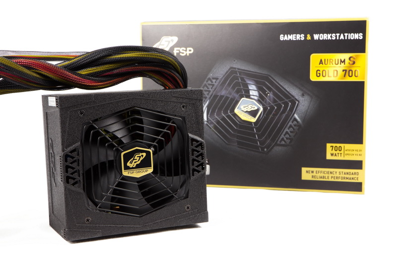 [TEST] Alimentation FSP Aurum S