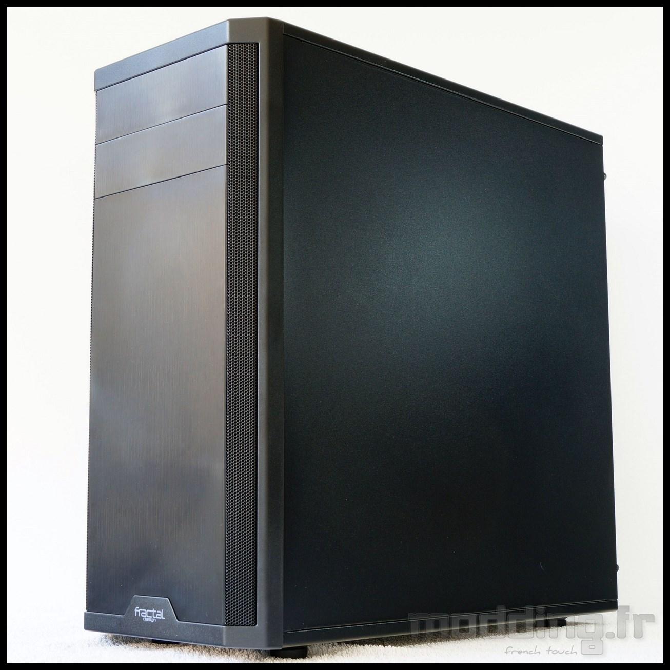 [TEST] Core 2500 de Fractal Design