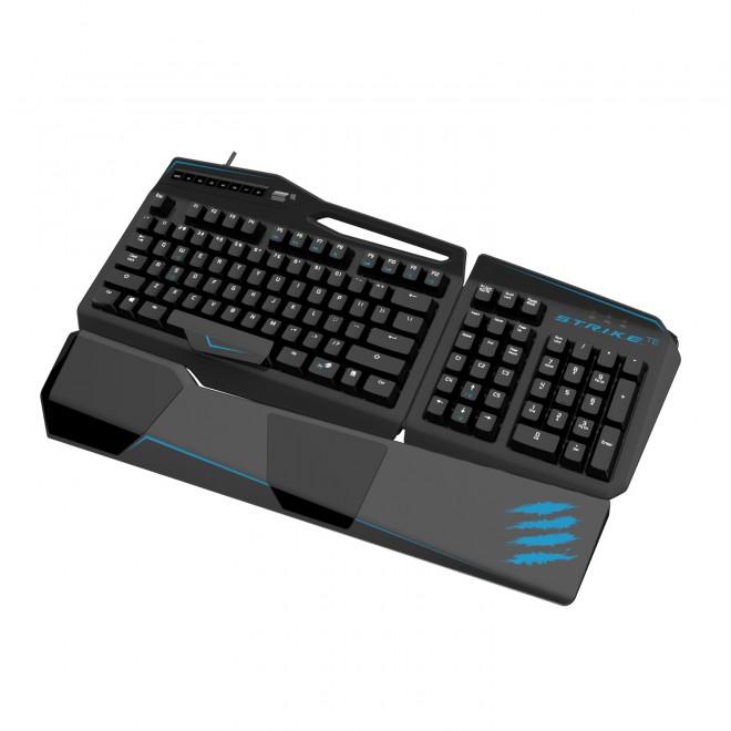 Mad Catz sort un clavier mécanique, le S.T.R.I.K.E. TE
