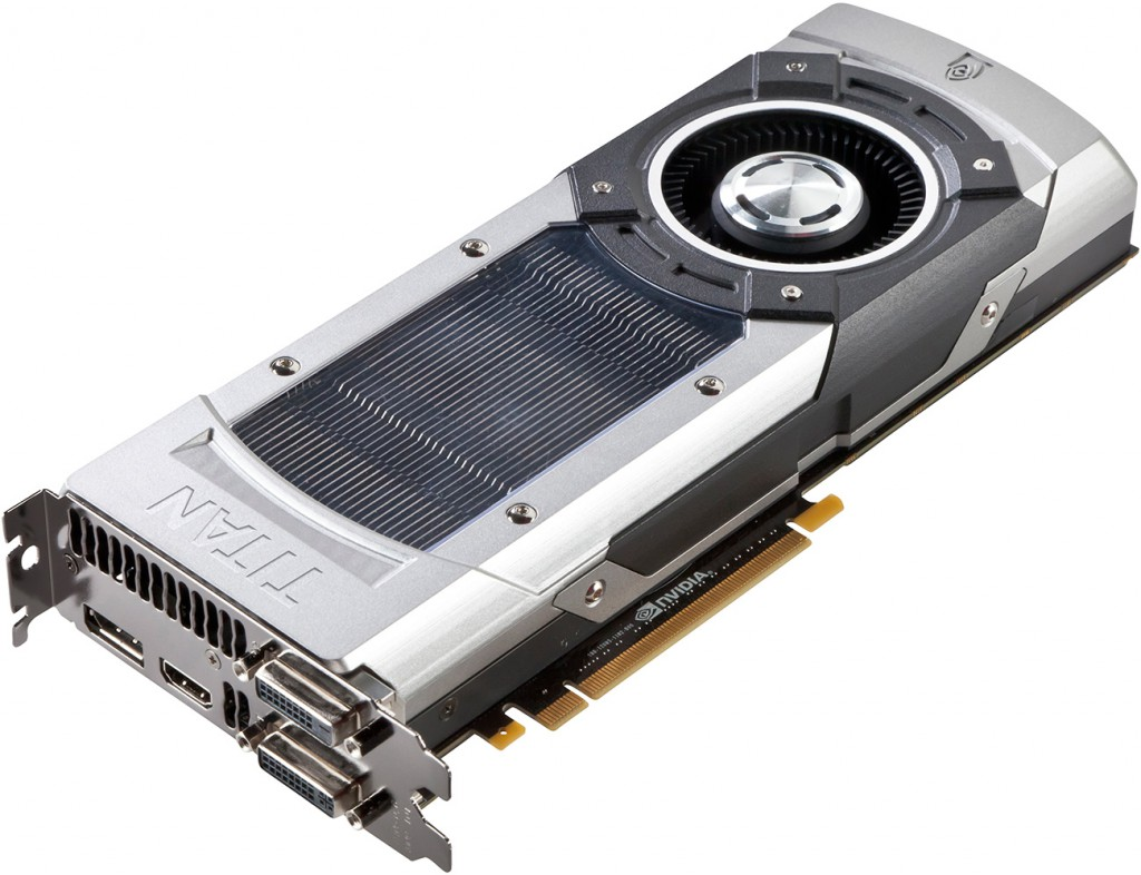 La prochaine Titan sera 34% plus rapide que la GTX 980