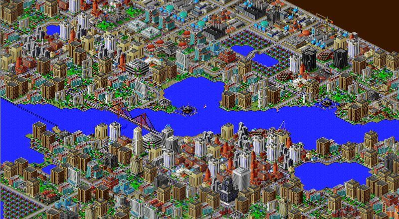 SimCity 2000 gratuit