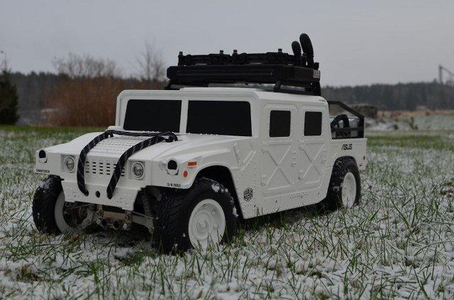 [MOD] Une configuration Hummer