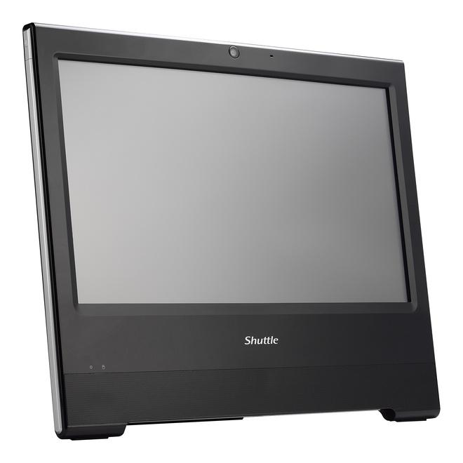 Shuttle présente son nouveau PC barebone All-in-One X50V4 avec écran tactile, sans ventilateur
