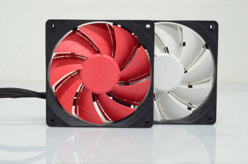 Nouveaux ventilateurs GF120 chez DeepCool