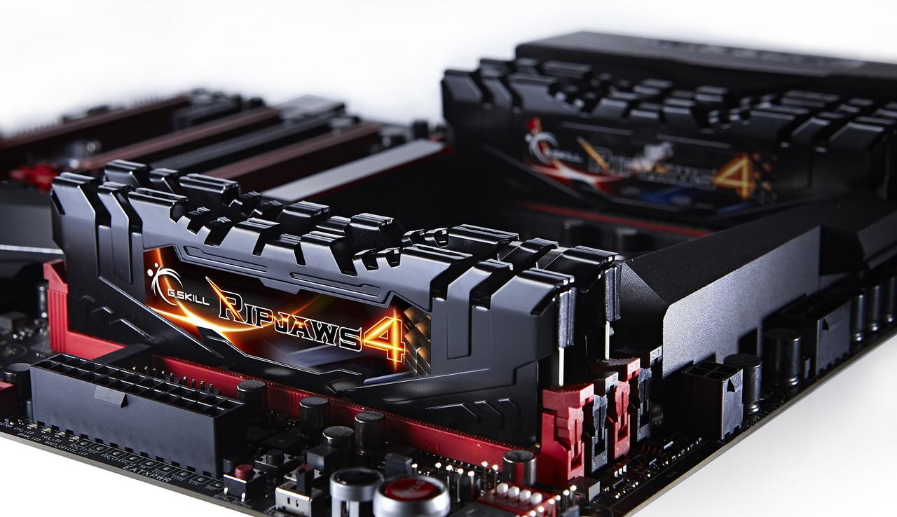 G.Skill - Nouveau record de fréquence pour la DDR4