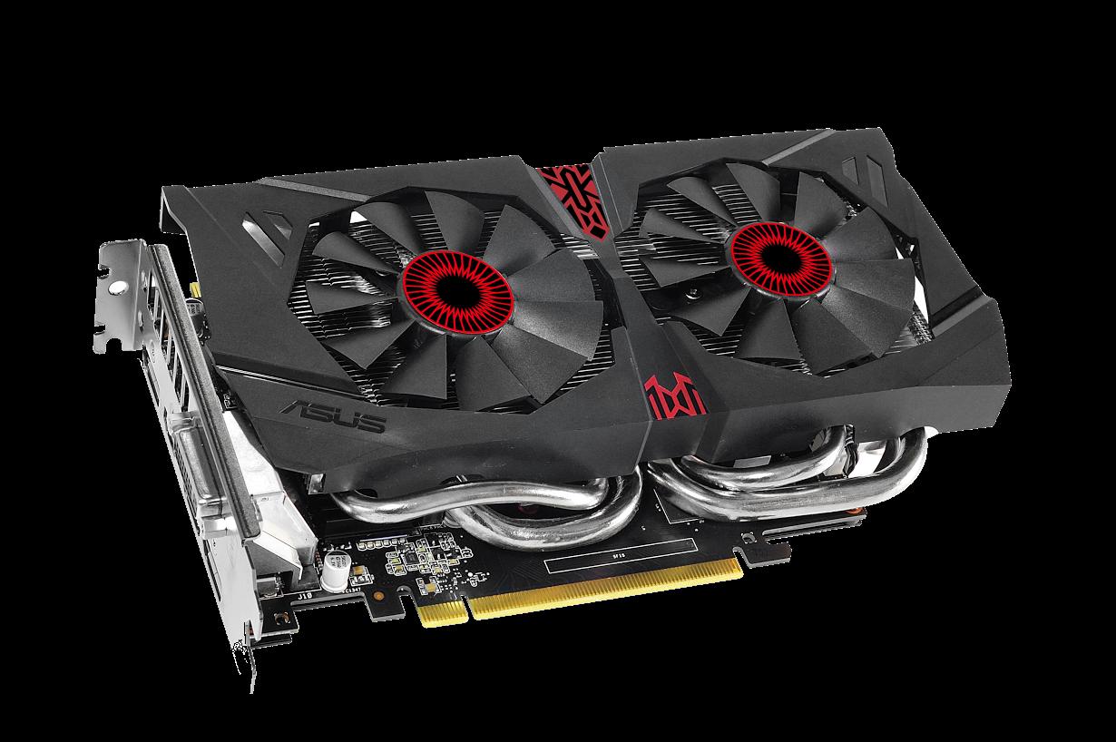 ASUS présente sa nouvelle STRIX GTX960