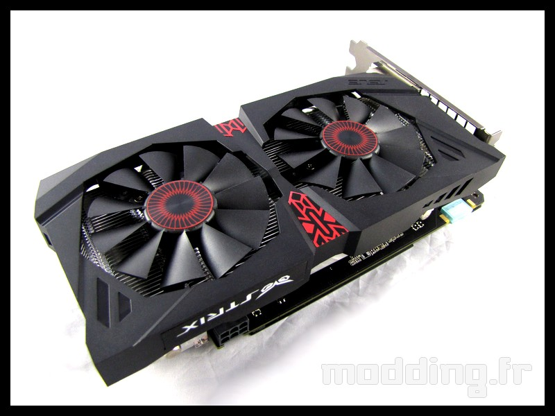 [TEST] Asus GTX960 Strix OC Edition