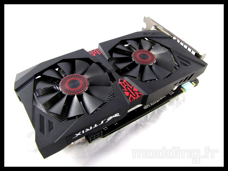 [TEST] Asus GTX960 Strix OC Edition