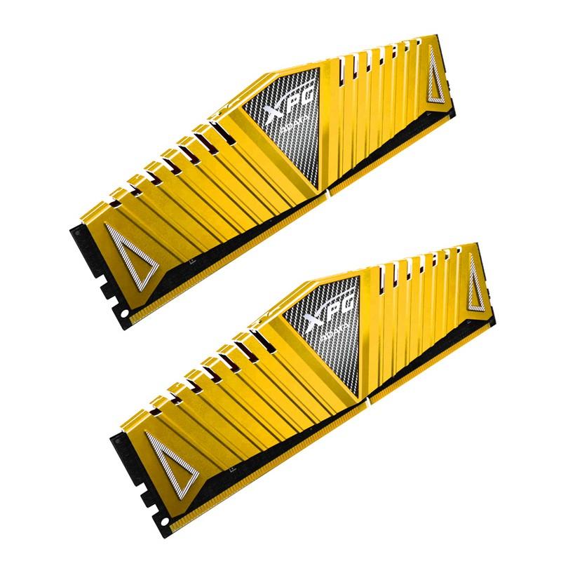 ADATA lance sa mémoire DDR4 overclocking XPG Z1 Gold Edition