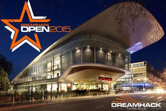La DREAMHACK Open à Tours