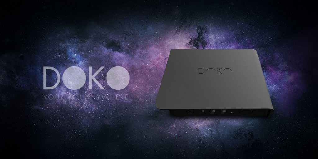 NZXT propose DOKO pour partager votre PC