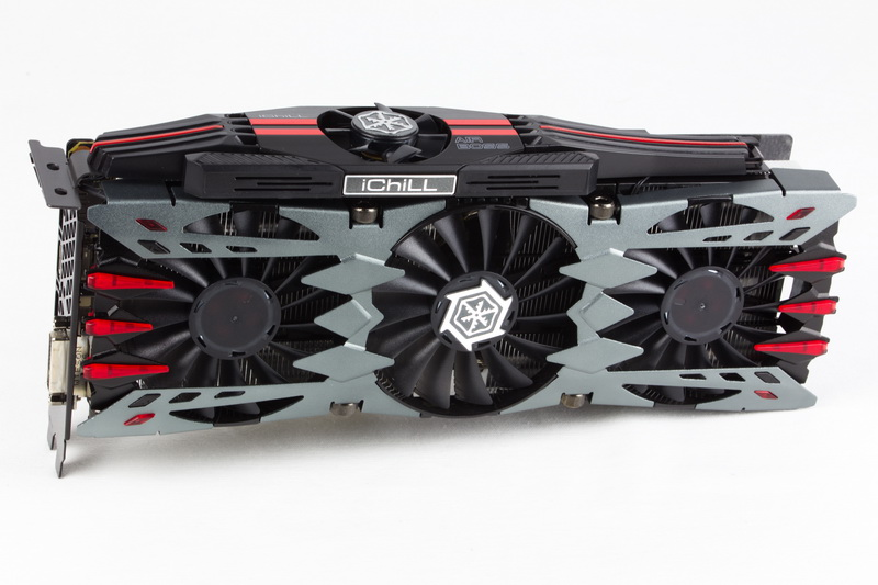 [TEST] Inno 3D iChill GTX 970 4GB X4 Air Boss Ultra
