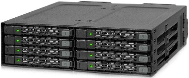 Un rack SSD en 5.25
