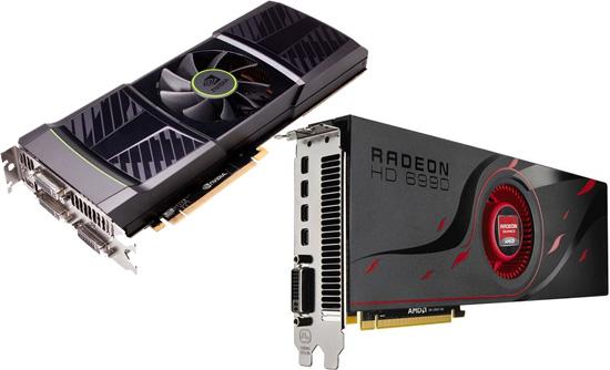 Nvidia creuse l'écart avec AMD