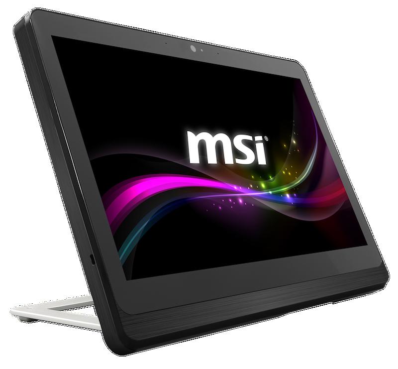 MSI lance un nouveau concept de PC all-in-one, le AP16 FLEX