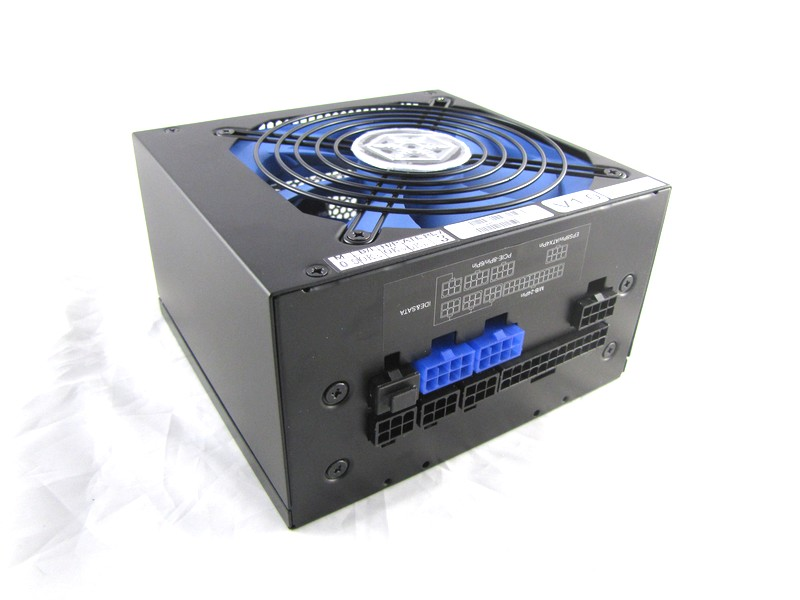 [TEST] Alimentation Silverstone Strider plus 600W