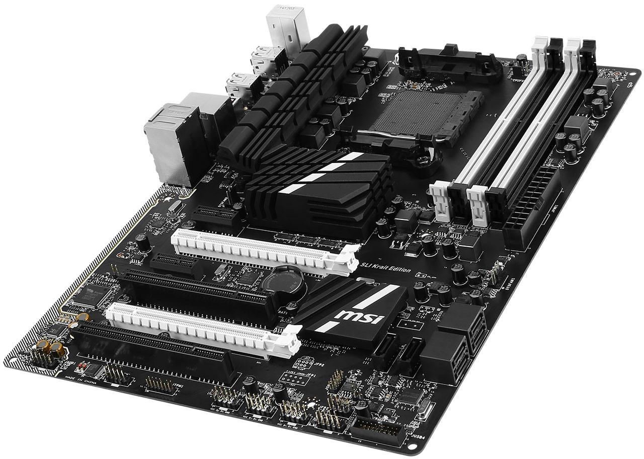 Une MSI Krait Edition pour AMD