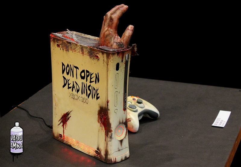 [MOD] Walking Dead sur Xbox 360