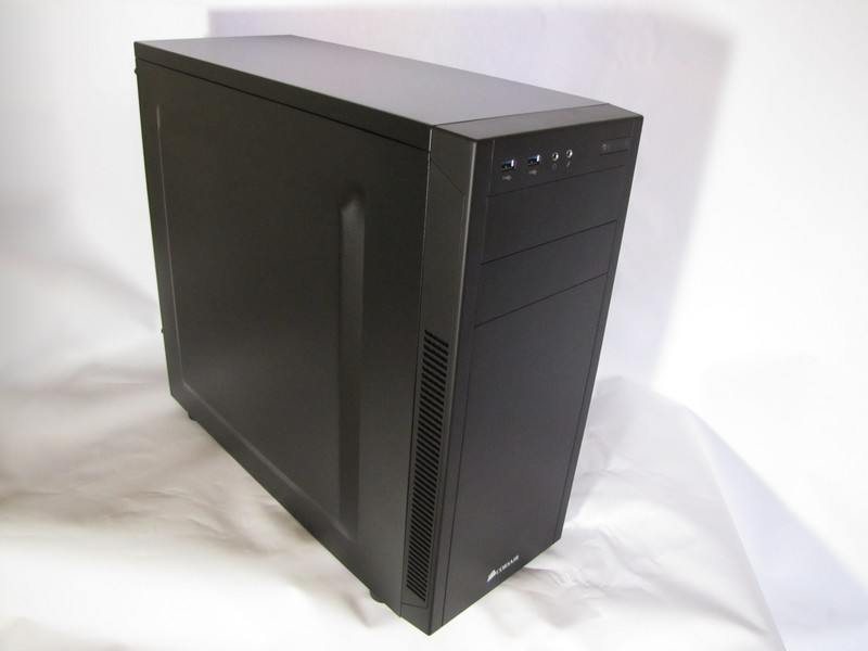 [TEST] Carbide 100R Silent Edition de Corsair