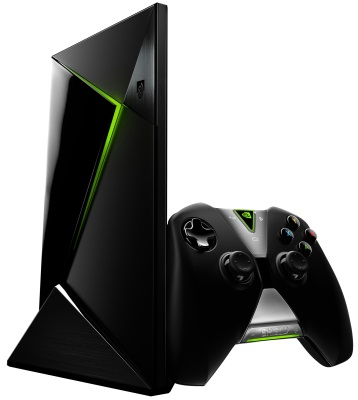 Nvidia nous sort une console