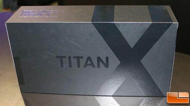 La TitanX s'offre un Bench OpenCL