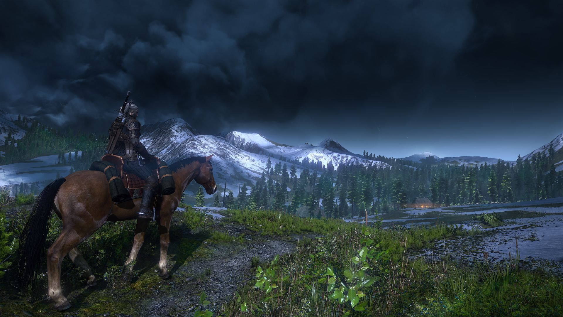 Des infos sur The Witcher III : Wild Hunt