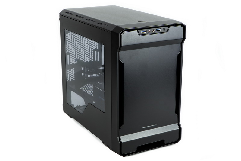 [TEST] Evolv ITX de Phanteks