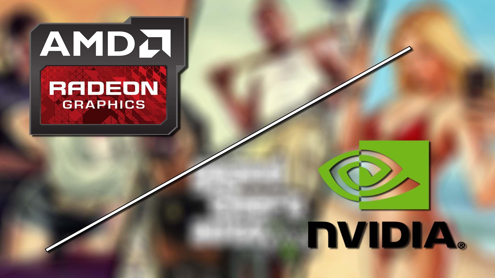 Des nouveaux drivers vidéo pour GTA V
