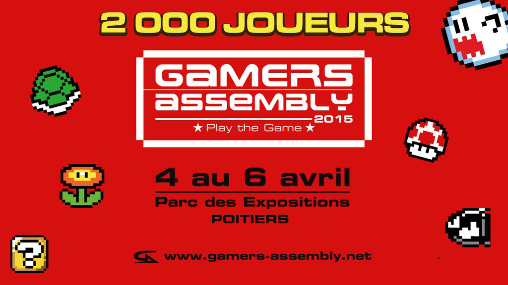 Gamers Assembly : Stands, Mods, Joueurs et ...