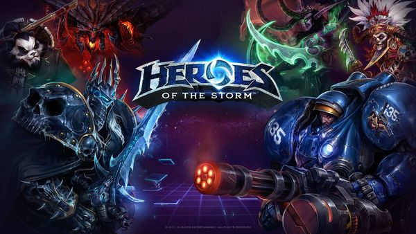 Une date pour Heroes of the Storm