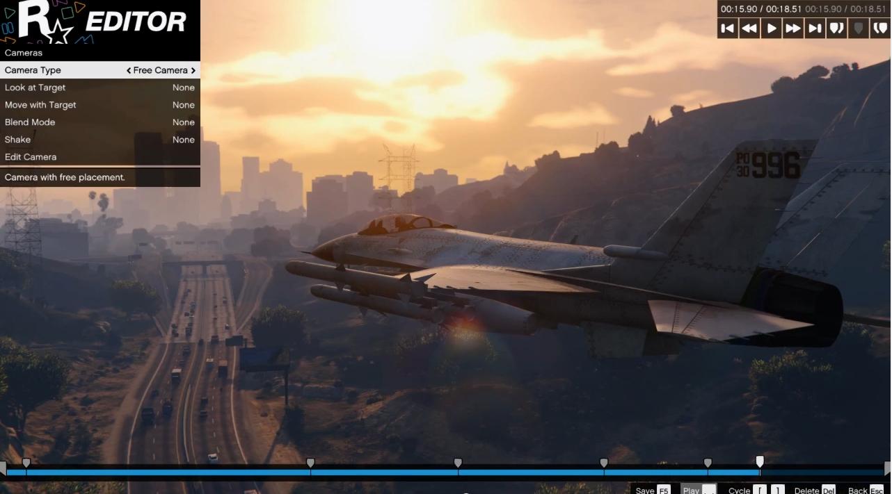 Filmez vos exploits dans GTA V