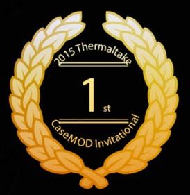2015 Thermaltake casemod Invitational