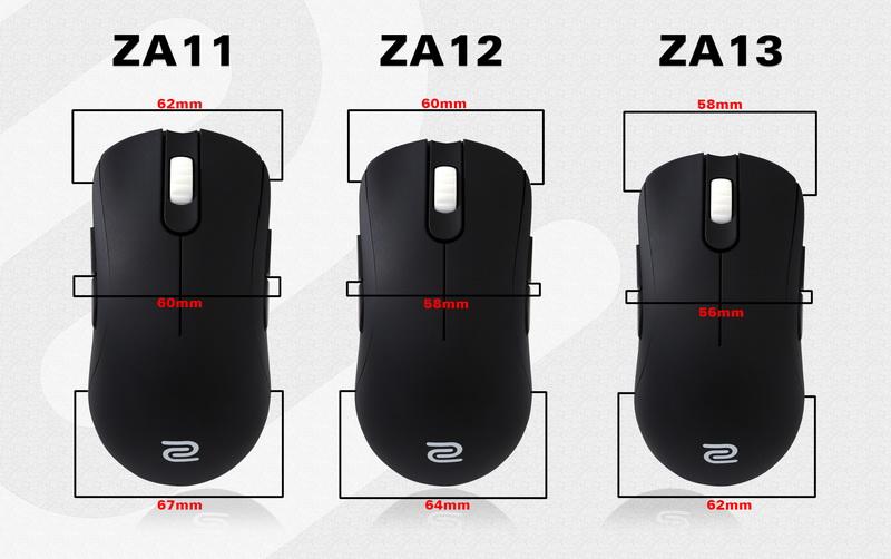 Zowie ZA 01.