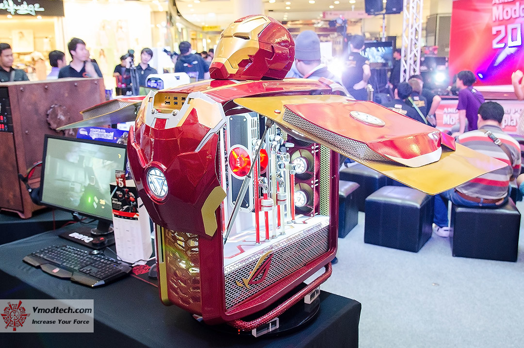 AMD Thailand Grand PC Modding And Cosplay 2015
