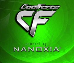 Cool Force logo