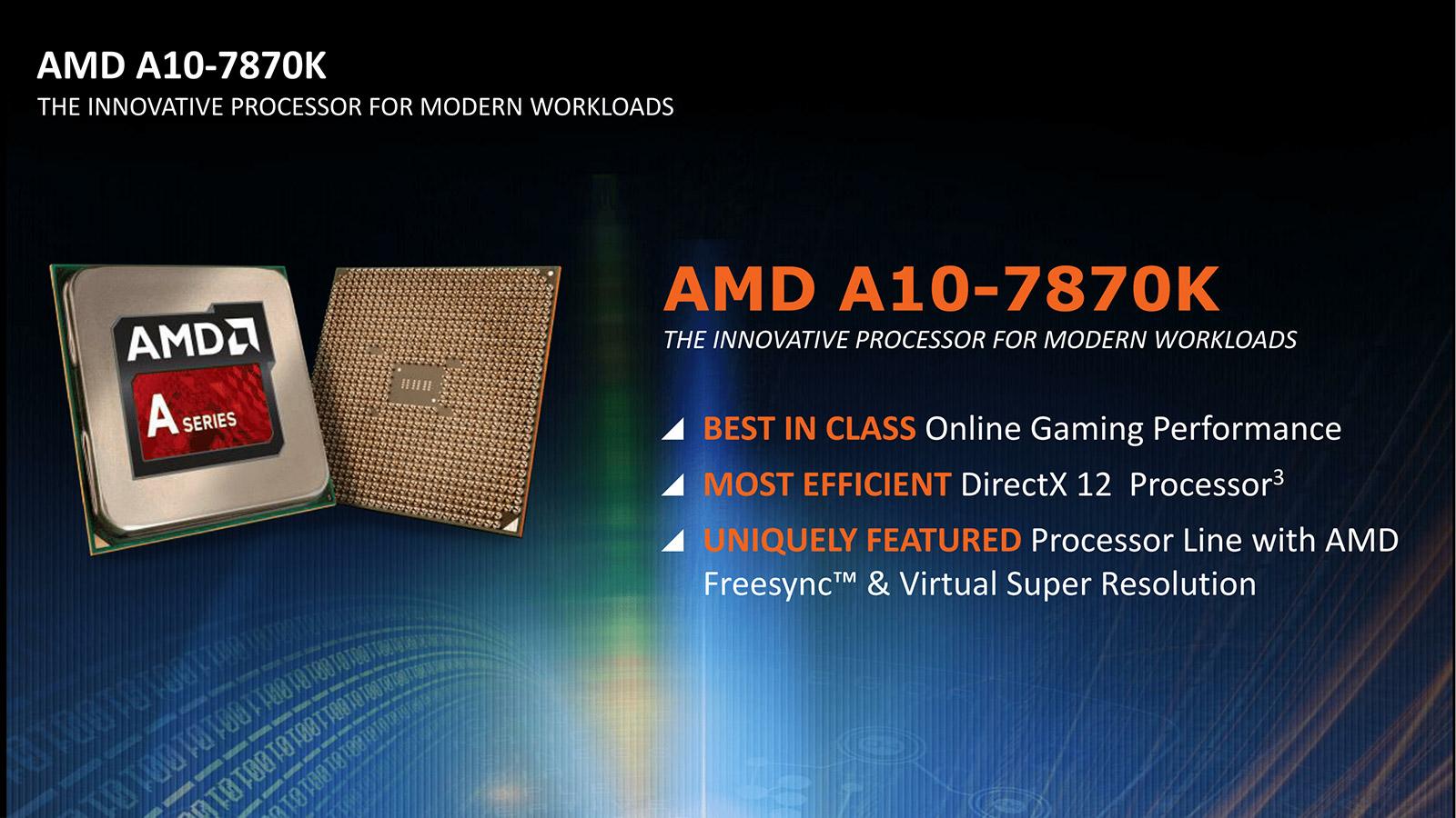 AMD Godavari sort aujourd'hui