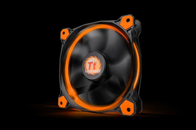 Thermaltake Riing orange
